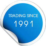 TRADING SINCE 1991